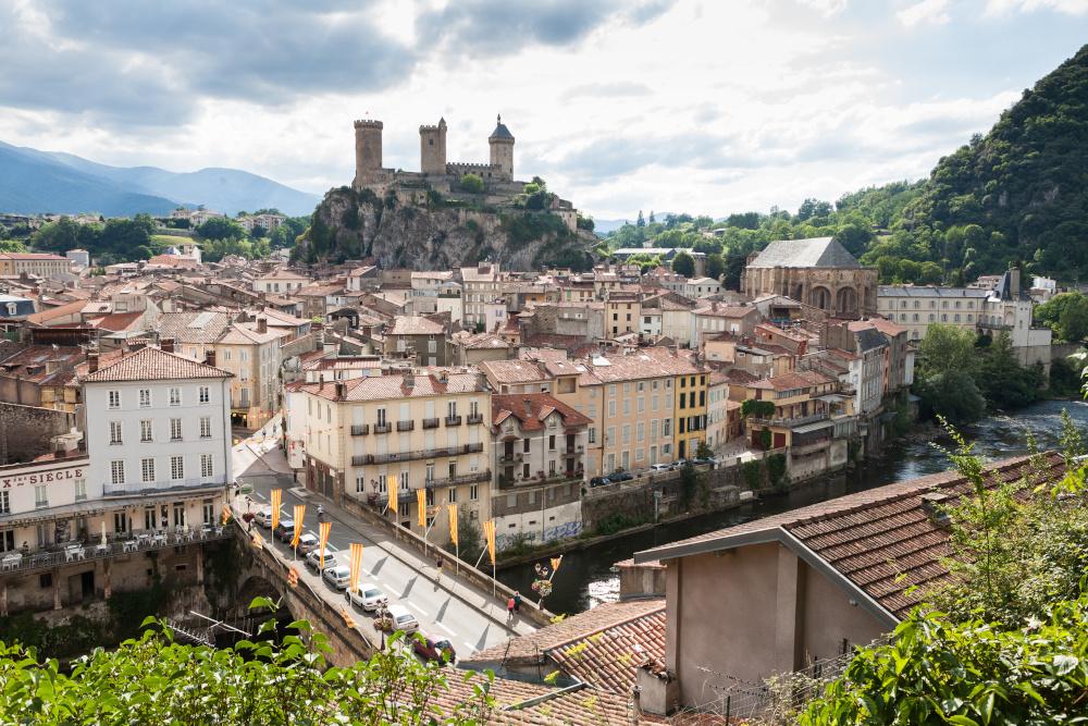 Préfecture de l'Ariège service des permis de conduire