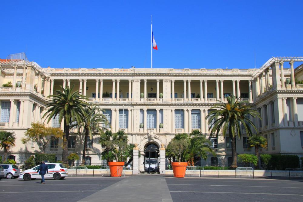 Préfecture des Alpes-Maritimes service des permis de conduire